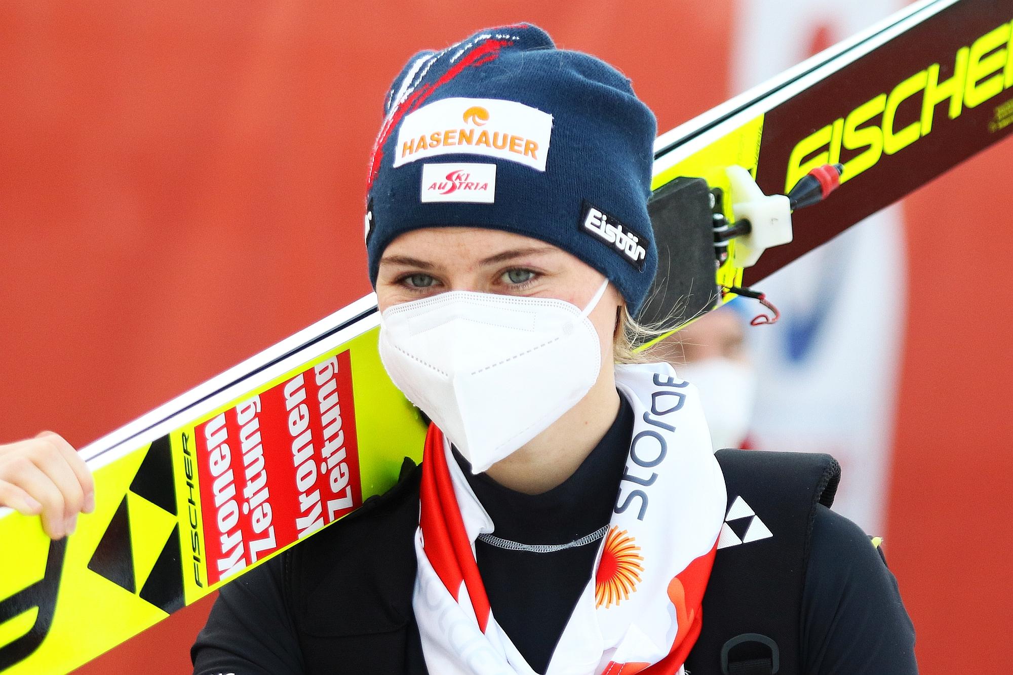 MŚ Oberstdorf: Kramer na czele serii próbnej, dobry skok Twardosz