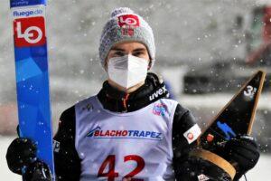 Marius Lindvik Zakopane2021 fot.JuliaPiatkowska 300x200 - PŚ Zakopane: Kobayashi wygrywa, Stękała z premierowym podium!