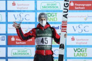 PK Klingenthal: Triumf Markusa Schiffnera