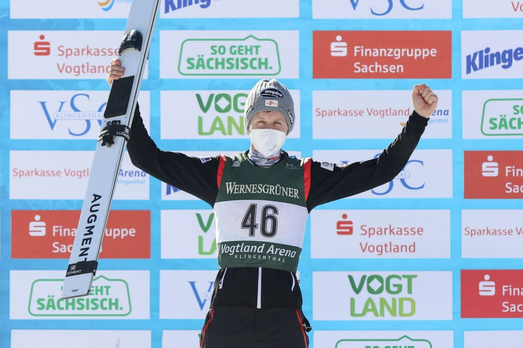 PK Klingenthal: Schiffner najlepszy w niedzielnym konkursie