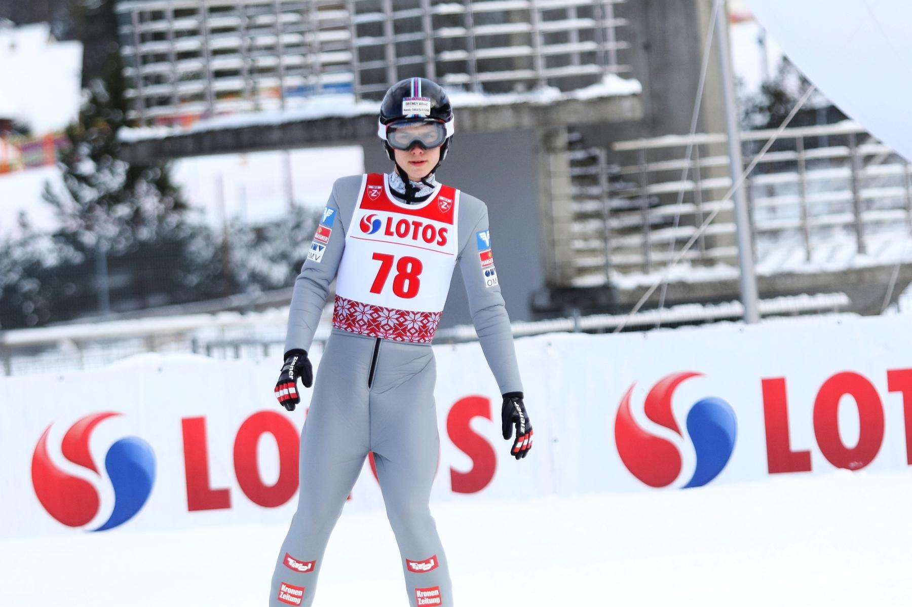 FIS Cup Oberhof:Ortner wygrywa pierwszy konkurs!