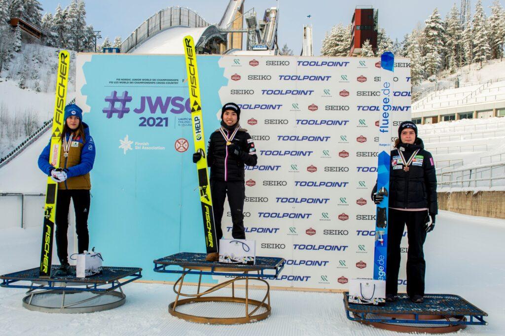MŚ Juniorów Lahti: Bjoerseth wygrywa w wielkim stylu, Twardosz ósma