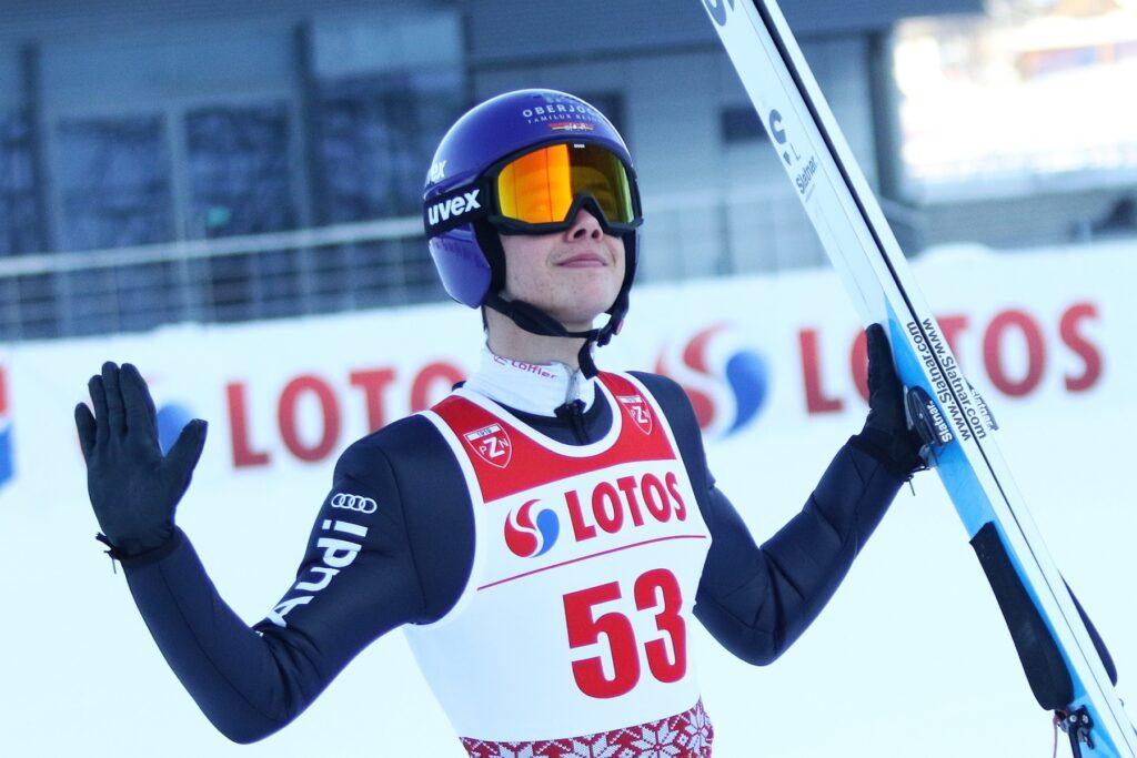 FIS Cup Oberhof: Raimund najlepszy w serii próbnej