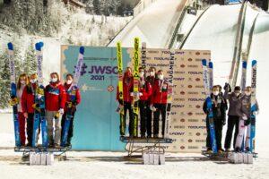 MŚ Juniorów Lahti: Austriaczki ze złotem, Polki na szóstym miejscu