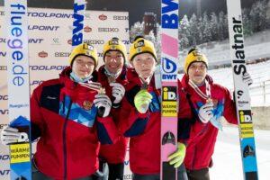 Rosjanie Lahti2021 fot.PepeKorteniemi 300x200 - MŚ Juniorów Lahti: Austriacy znokautowali rywali i skoczyli po złoto