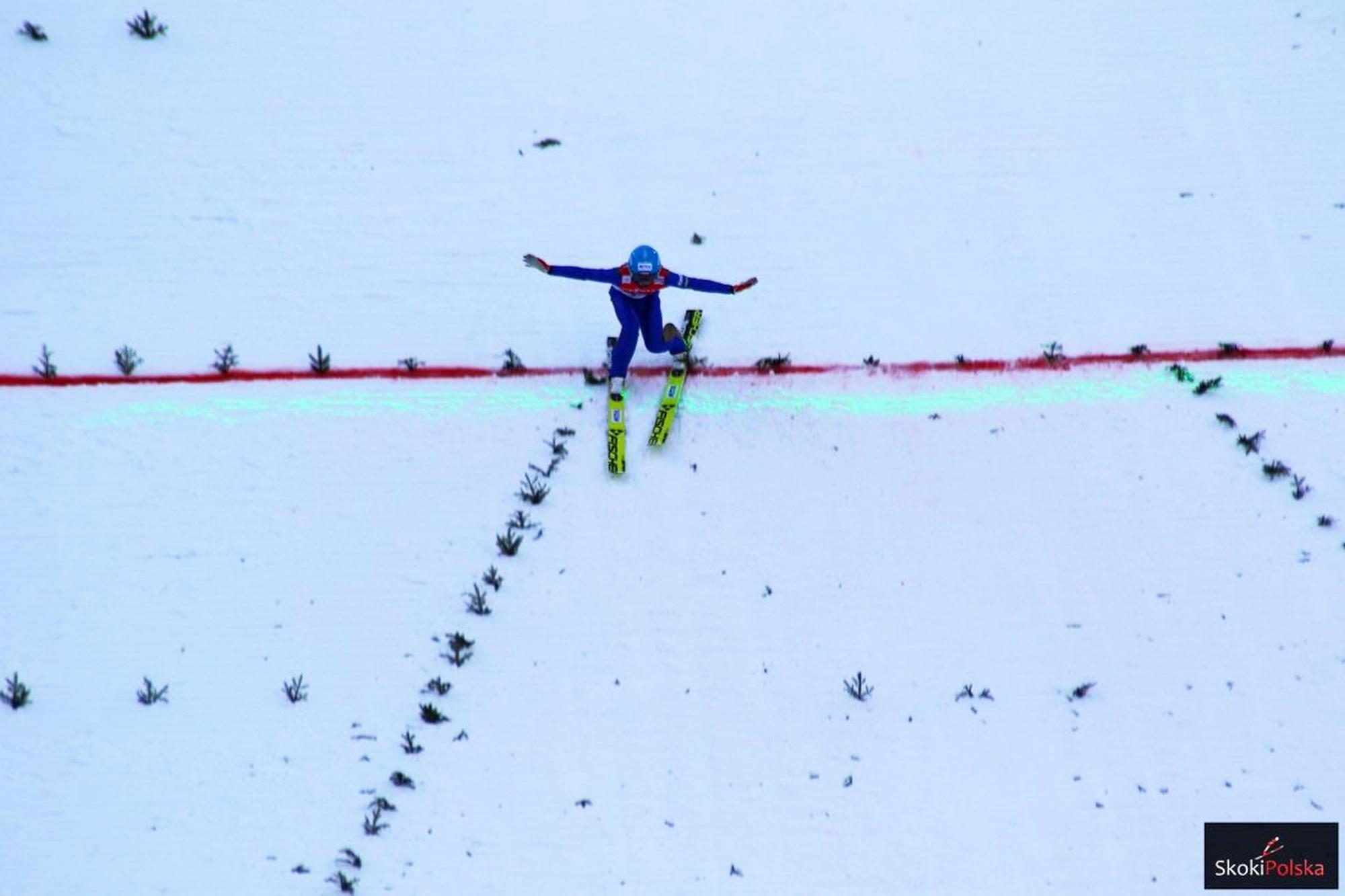 FIS Cup Pań Villach: Komar najlepsza w sobotnim konkursie