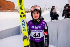 TheaMinyanBjoerseth Lahti2021 fot.PepeKorteniemi 300x200 - MŚ Juniorów Lahti: Bjoerseth wygrywa w wielkim stylu, Twardosz ósma