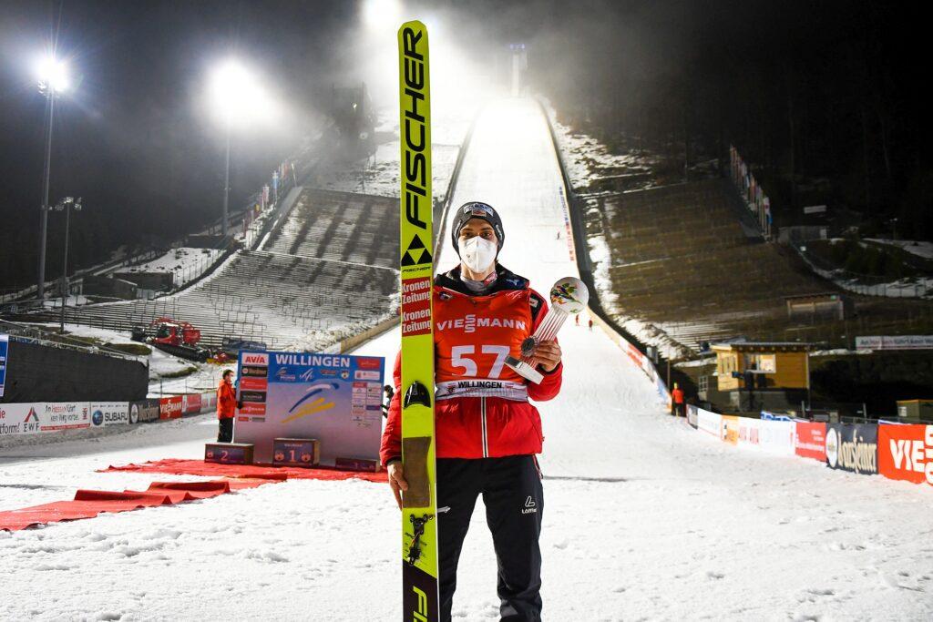 PK Willingen: Wohlgenannt zwycięzcą pierwszego konkursu, Polacy nie zachwycili