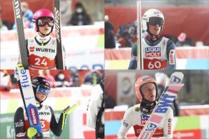 MŚ Oberstdorf: 12 drużyn na starcie konkursu mikstów. Na co stać Polaków? [LIVE]