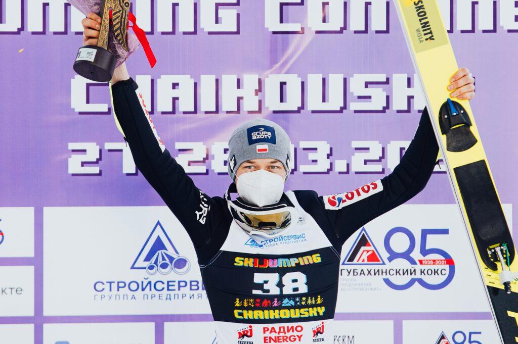 PK Czajkowski: Zniszczoł wygrywa pierwszy konkurs, Hula też na podium!