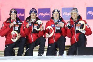Austriacy Oberstdorf2021 fotJuliaPiatkowska 300x200 - MŚ Oberstdorf: Niemcy mistrzami świata, Polacy z brązowymi medalami!