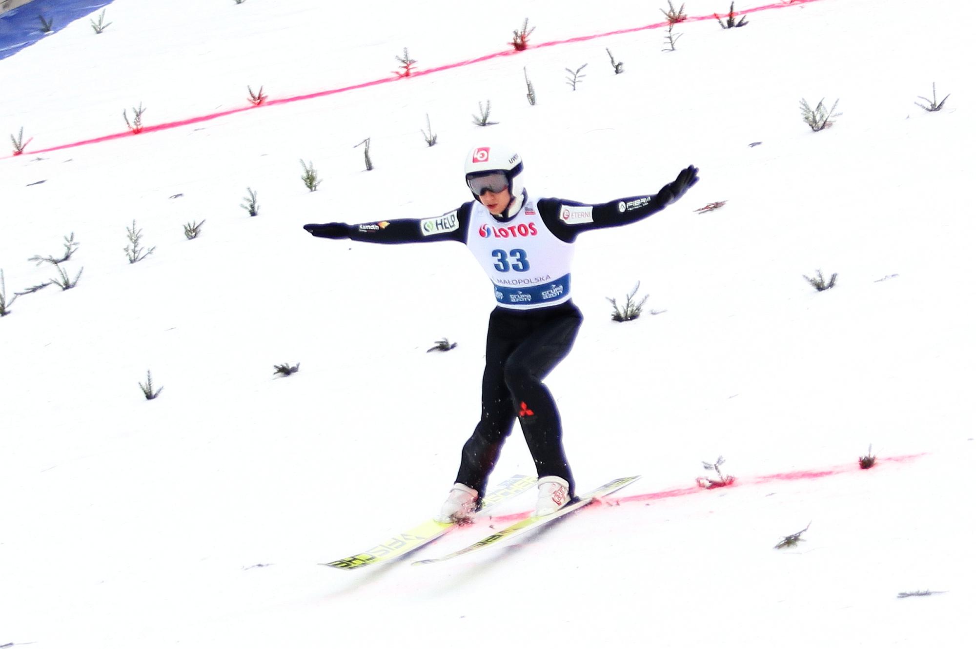 """Benjamin Oestvold po 150-metrowym skoku w Zakopanem: """"Mogłem polecieć 10 metrów dalej"""""""