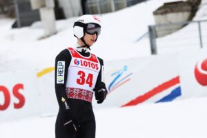 "Benjamin Oestvold after his 150-meter jump in Zakopane: ""I could have jumped 10 meters further"""