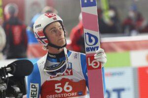 Poważny upadek Daniela André Tande, są nowe informacje o stanie zdrowia Norwega