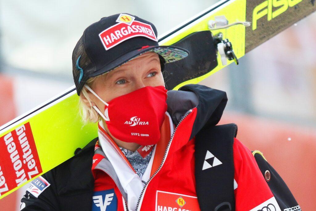 Read more about the article Daniela Iraschko-Stolz już po operacji kolana. Kiedy Austriaczka wróci na skocznię?