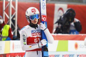 Halvor Egner Granerud zakażony koronawirusem! To koniec mistrzostw dla Norwega