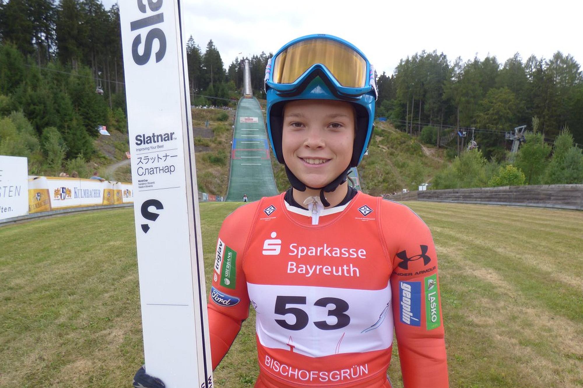 FIS Cup Oberhof: Repinc Zupancic wygrywa finałowe konkursy i klasyfikację generalną
