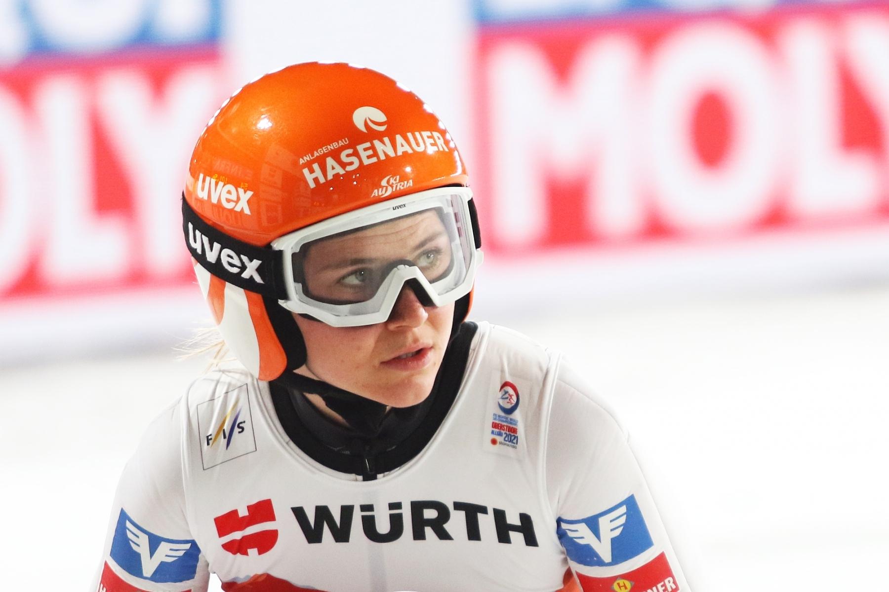 MŚ Oberstdorf: Kramer odlatuje rywalkom w kwalifikacjach, komplet Polek w konkursie!