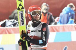 Markus Eisenbichler Oberstdorf137 fotJuliaPiatkowska 300x200 - MŚ Oberstdorf: Kraft wygrywa kwalifikacje, Żyła czwarty