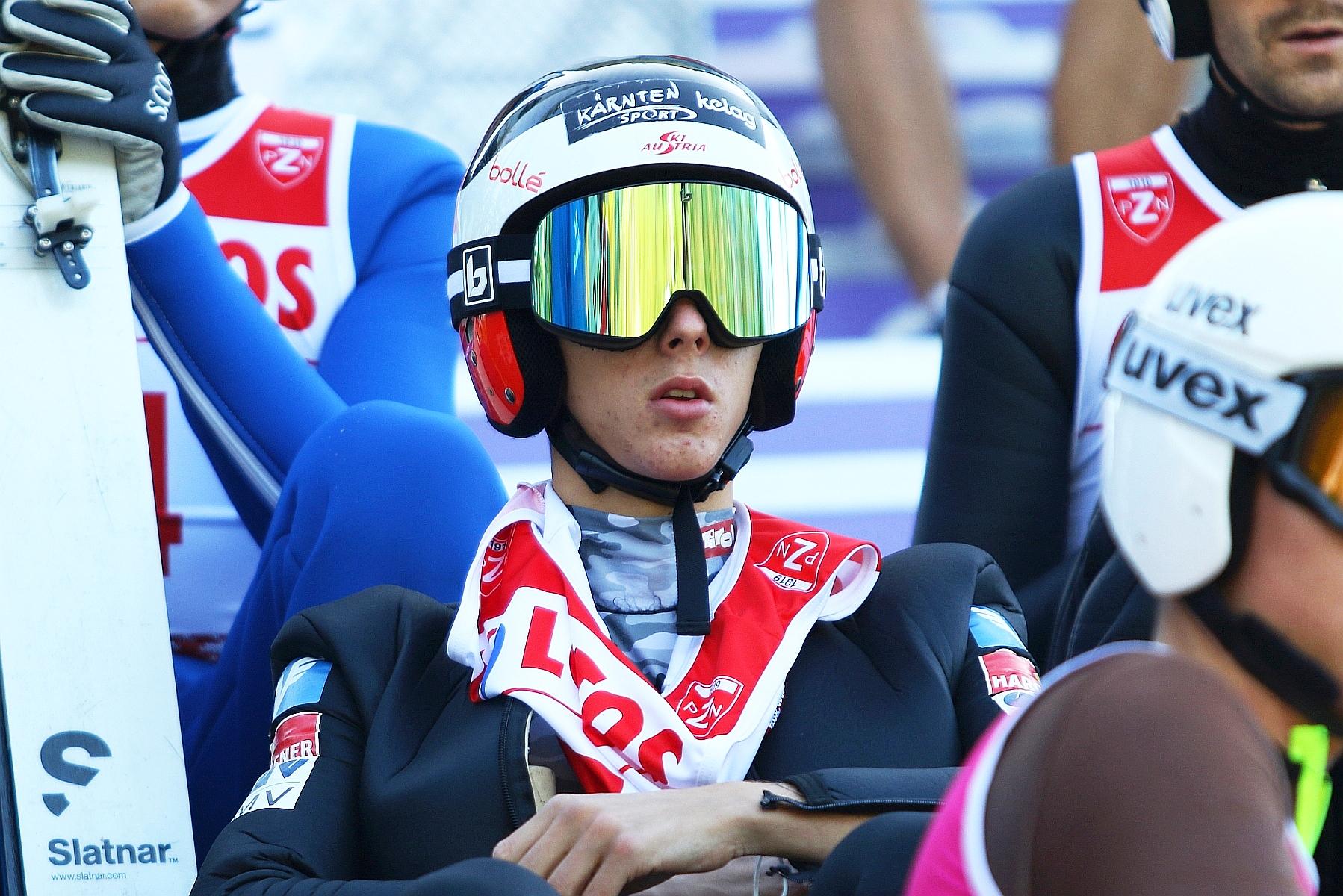 Markus Mueller fotJuliaPiatkowska - Alpen Cup