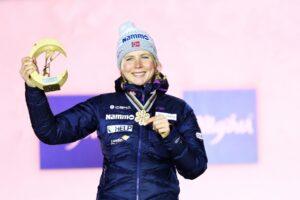 Maren Lundby nagrodzona Medalem Holmenkollen