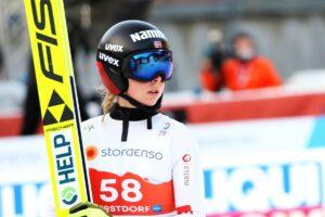 MŚ Oberstdorf: Seria próbna dla Lundby, Twardosz najwyżej z Polek