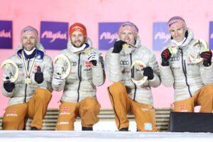 Niemcy Oberstdorf2021 fotJuliaPiatkowska 300x200 - MŚ Oberstdorf: Niemcy mistrzami świata, Polacy z brązowymi medalami!