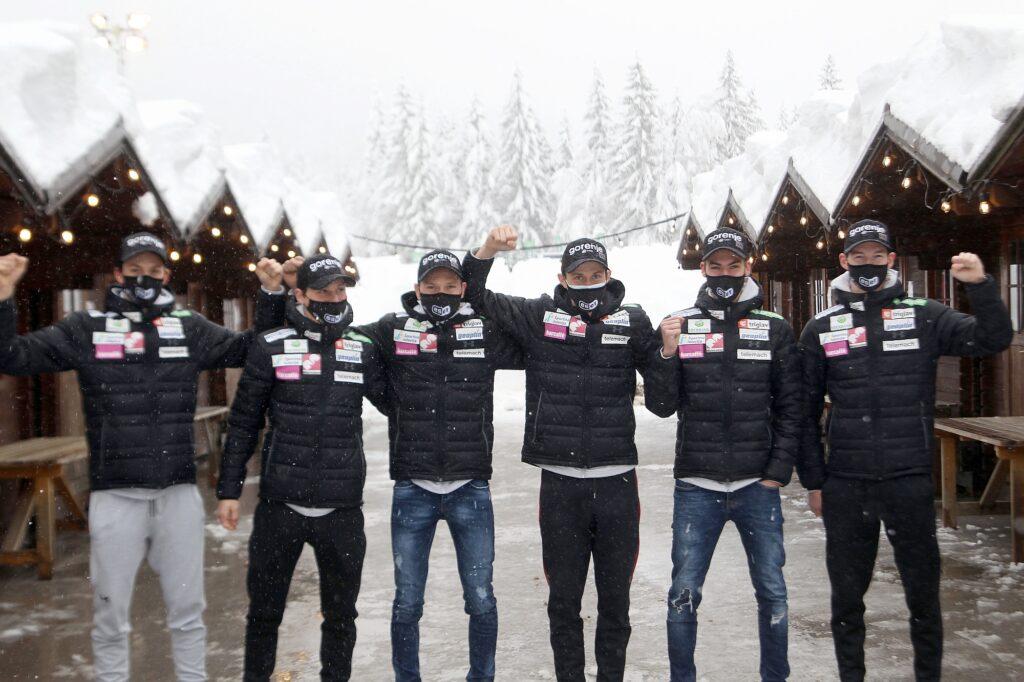 13 Słoweńców powalczy w finale PŚ w Planicy, Hrgota celuje w drużynowe podium