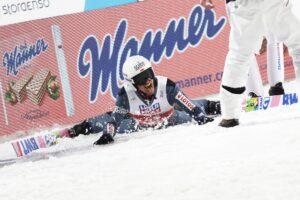 MŚ Oberstdorf: Mistrz świata Piotr Żyła, radość w śniegu i złoto w blasku słońca [FOTORELACJA]