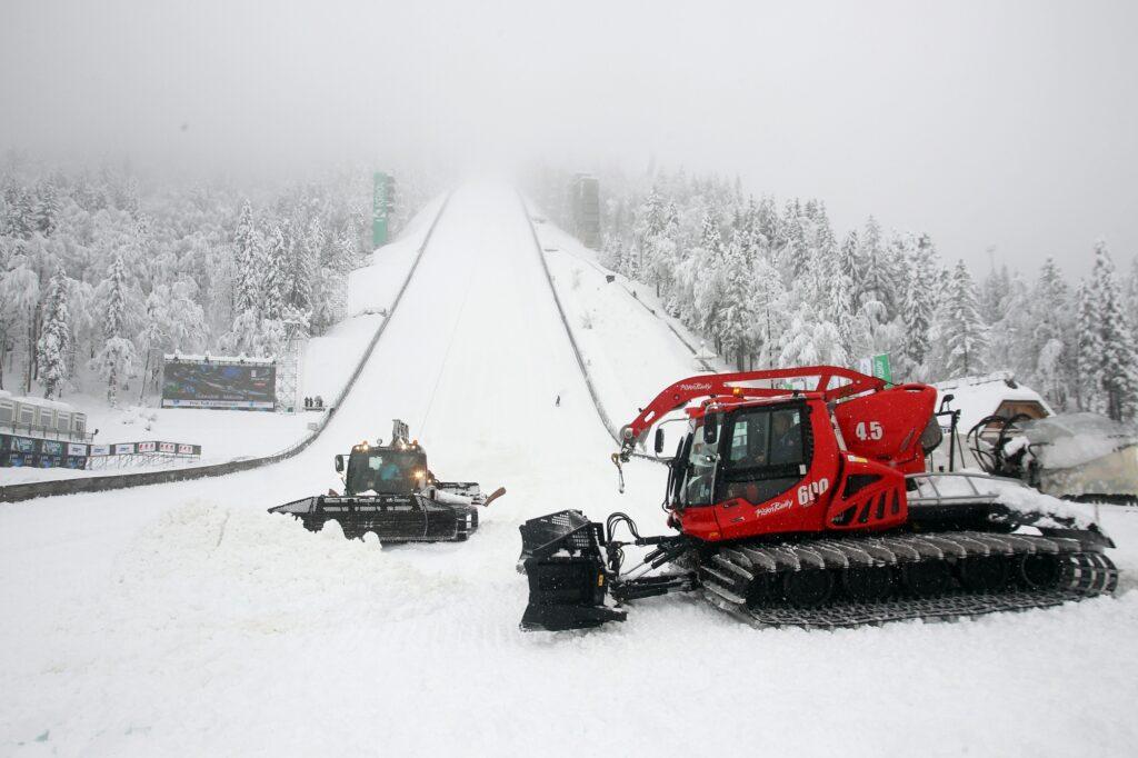 Planica szykuje się na finał Pucharu Świata. Zabraknie kibiców, ale nie śniegu