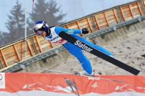 MŚ Oberstdorf: Treningi dla Opseth, Klinec i Takanashi. Twardosz najmocniejsza z Polek