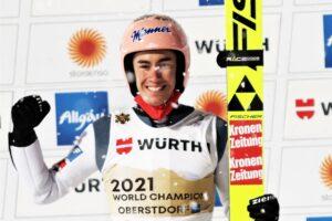 Stefan Kraft Oberstdorf2021 fotJuliaPiatkowska2 300x200 - Austriacy podali składy kadr na sezon 2021/2022. Nie ma Schlierenzauera