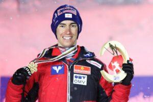 MŚ Oberstdorf: Stefan Kraft mistrzem świata, Piotr Żyła tuż za podium!