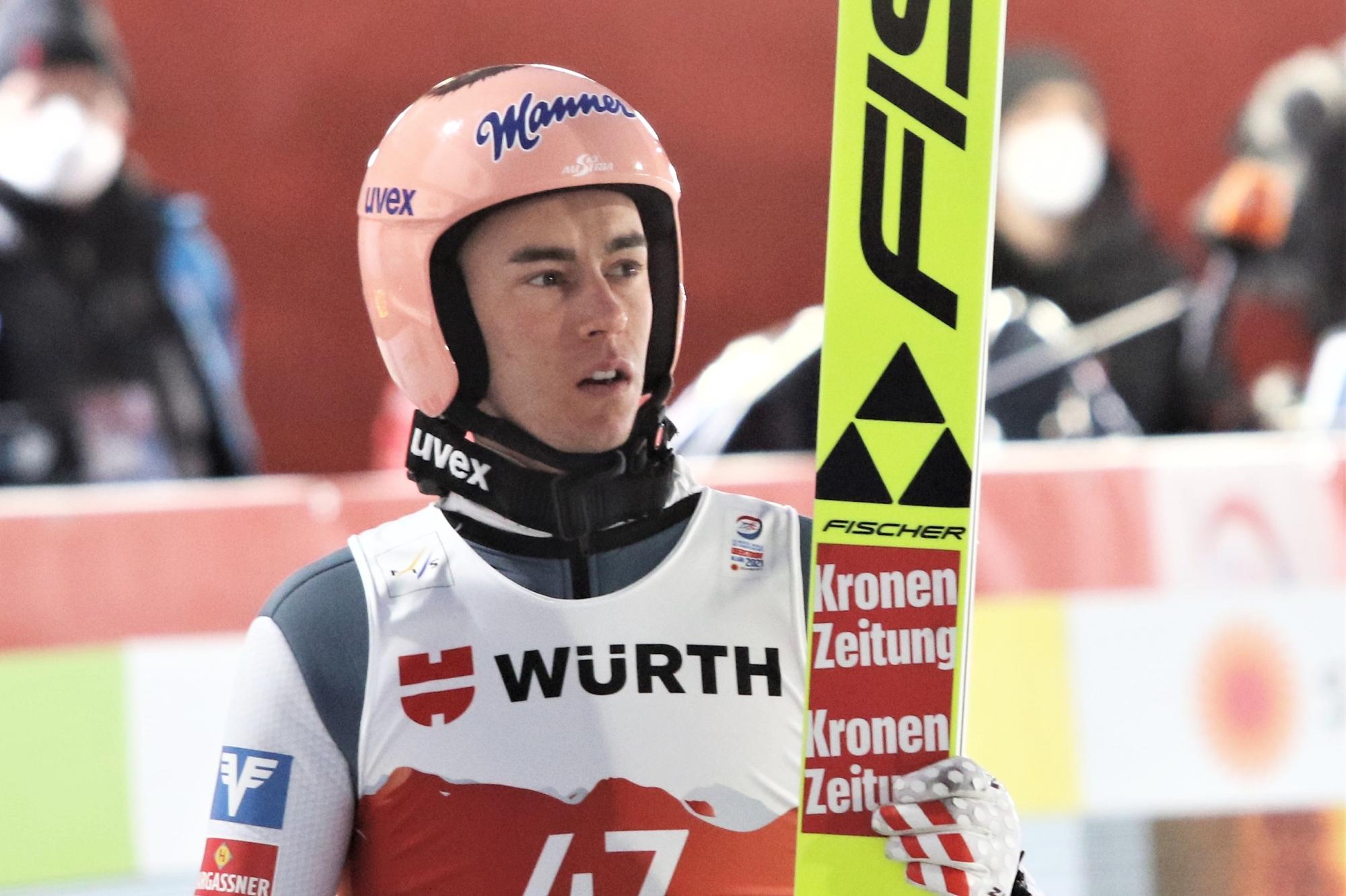 MŚ Oberstdorf: Kraft wygrywa kwalifikacje, Żyła czwarty