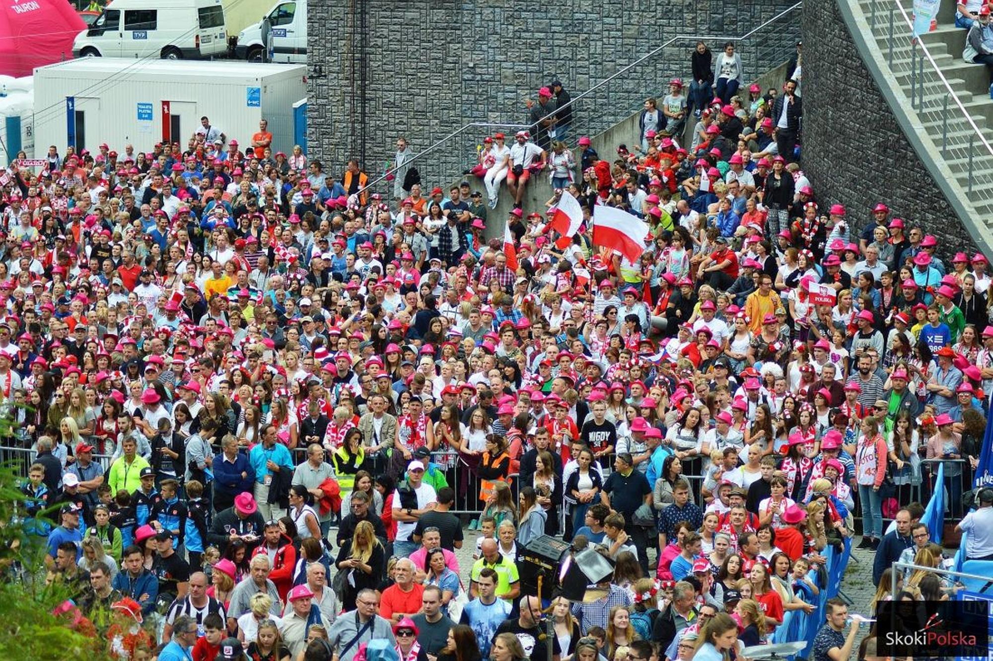 Letnie Grand Prix w Wiśle z udziałem kibiców? Organizatorzy szykują się na taki scenariusz