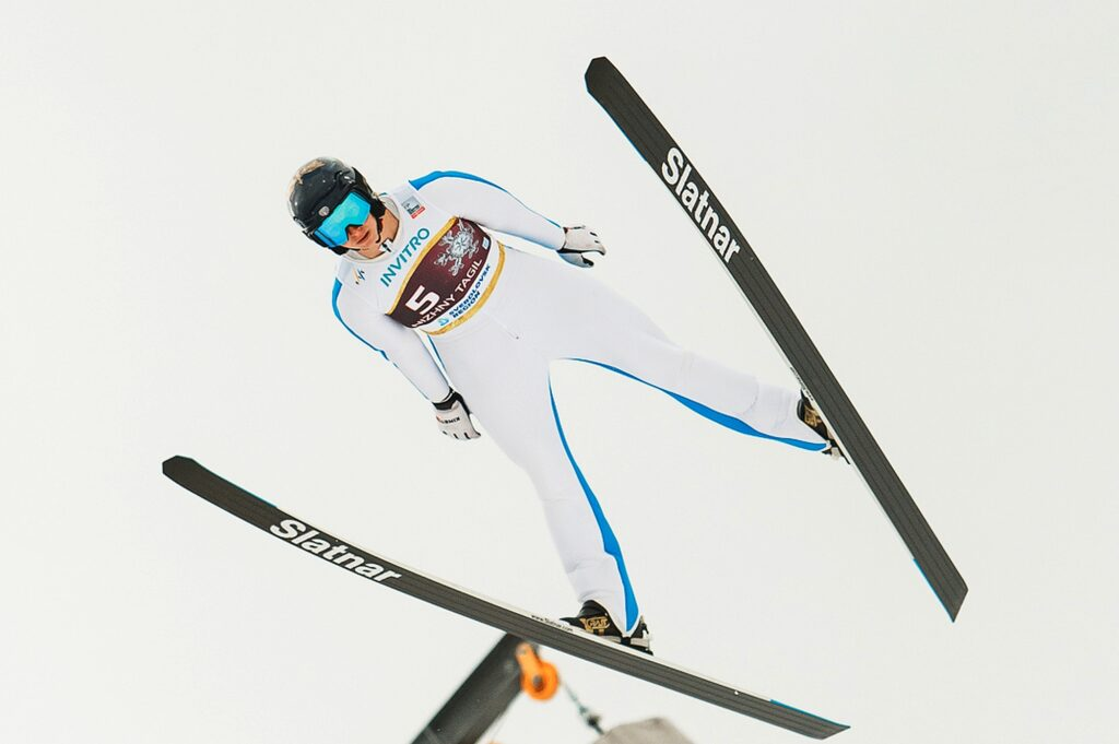 Tara Geraghty-Moats zmienia kombinację norweską na biathlon