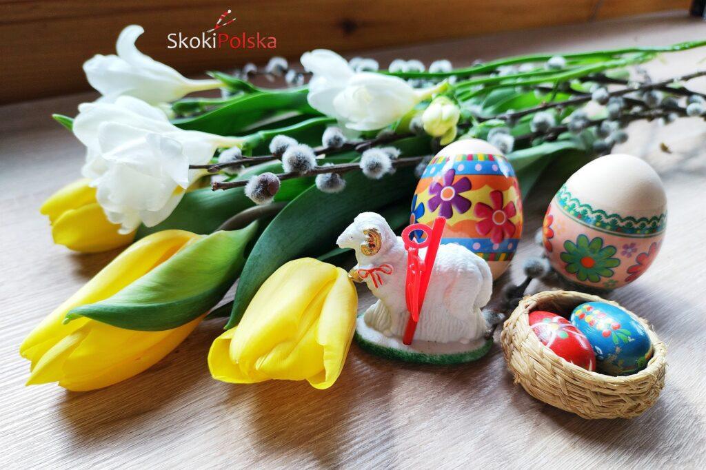 Dziękujemy za sezon 2020/2021 i życzymy Wesołych Świąt Wielkanocnych!