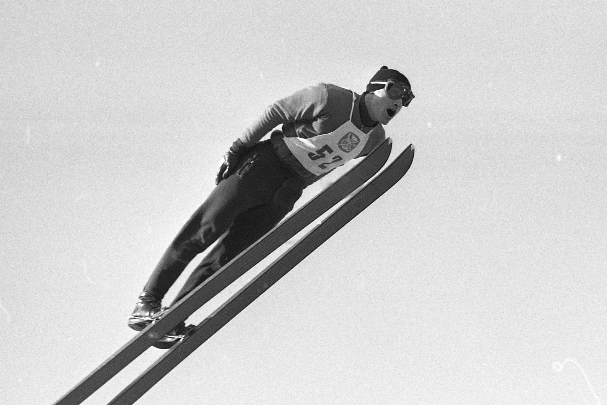 Zmarł Dieter Neuendorf, jeden z najlepszych niemieckich skoczków lat 60.
