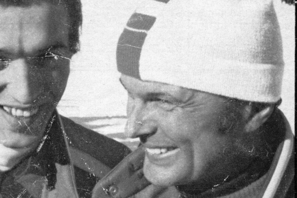 Zmarł Jáchym Bulín. To pod jego okiem sukcesy odnosili Raška i Boklöv