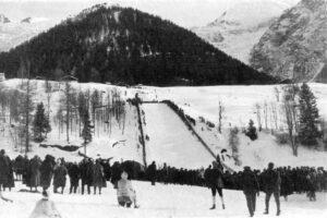Chamonix1924 300x200 - Krzeptowscy - jedyna taka narciarska rodzina