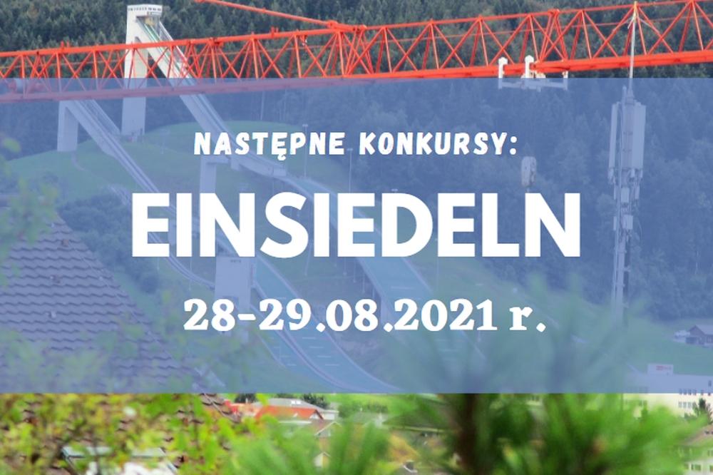 FIS Cup Einsiedeln 2021 miniaturka - Główna