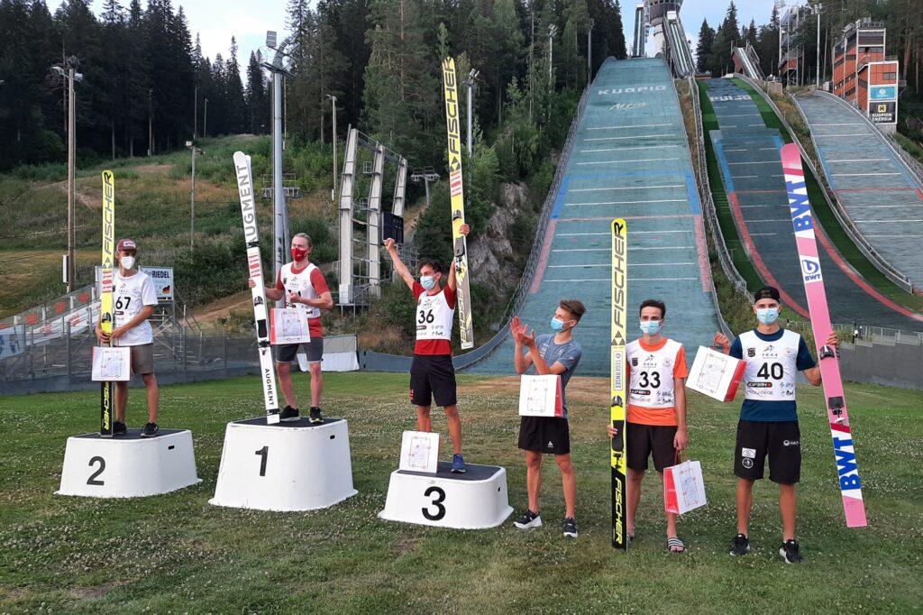 FIS Cup Kuopio: Austriackie podium, zwycięstwo Lacknera i wielki pech Polaków
