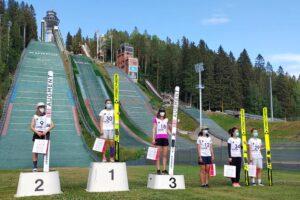 FIS Cup Kobiet Muhlbacher Shao Wiegele fotRenataNadarkiewicz 300x200 - FIS Cup Pań Kuopio: Premierowy triumf Shao, Karpiel najwyżej z Polek