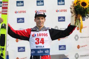 Jan Hoerl Wisla2021 fotJuliaPiatkowska 2nd 300x199 - LGP Wisła: Jakub Wolny wygrywa sobotni konkurs, Dawid Kubacki też na podium!