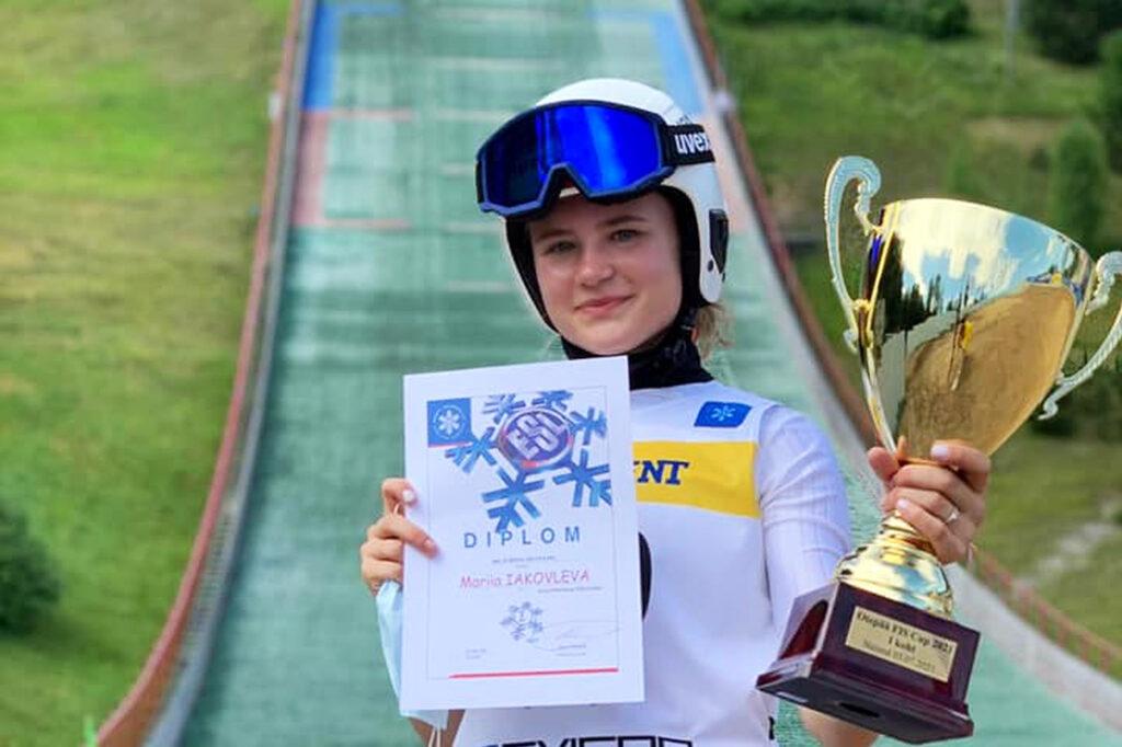 FIS Cup Otepää: Iakovleva ponownie najlepsza, Cieślar najwyżej z Polek
