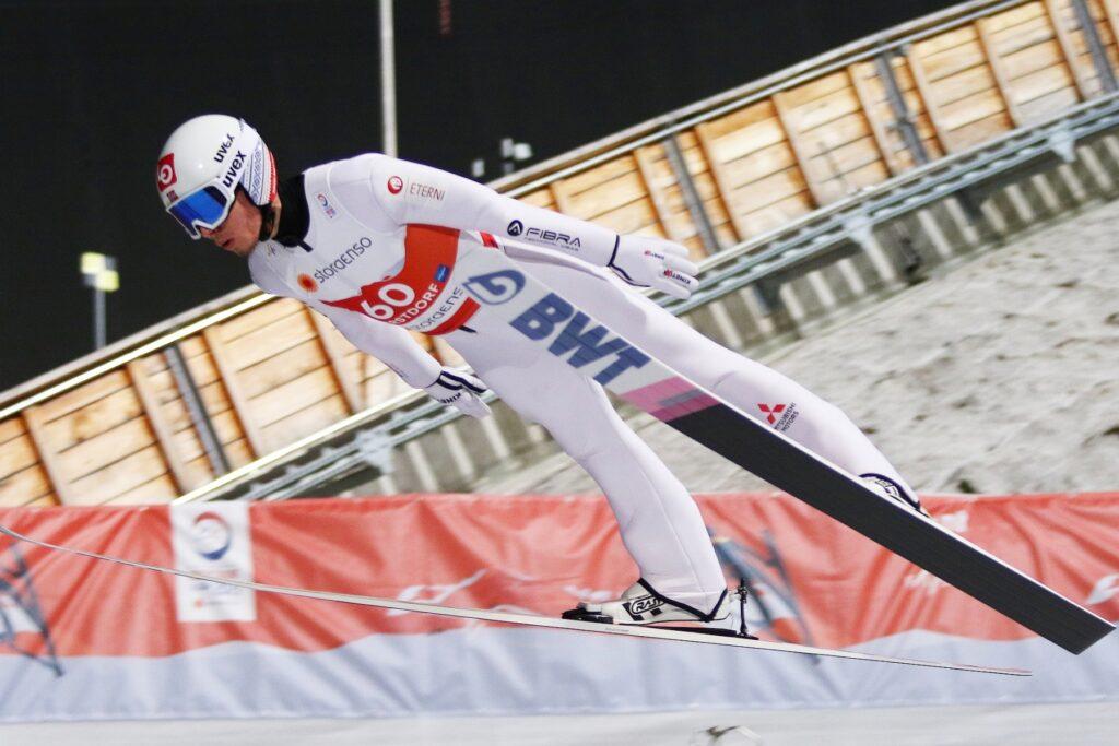"""Johann André Forfang o skoczniach w Tromsø: """"Zakończyć tam karierę, to byłoby spełnienie marzeń"""""""