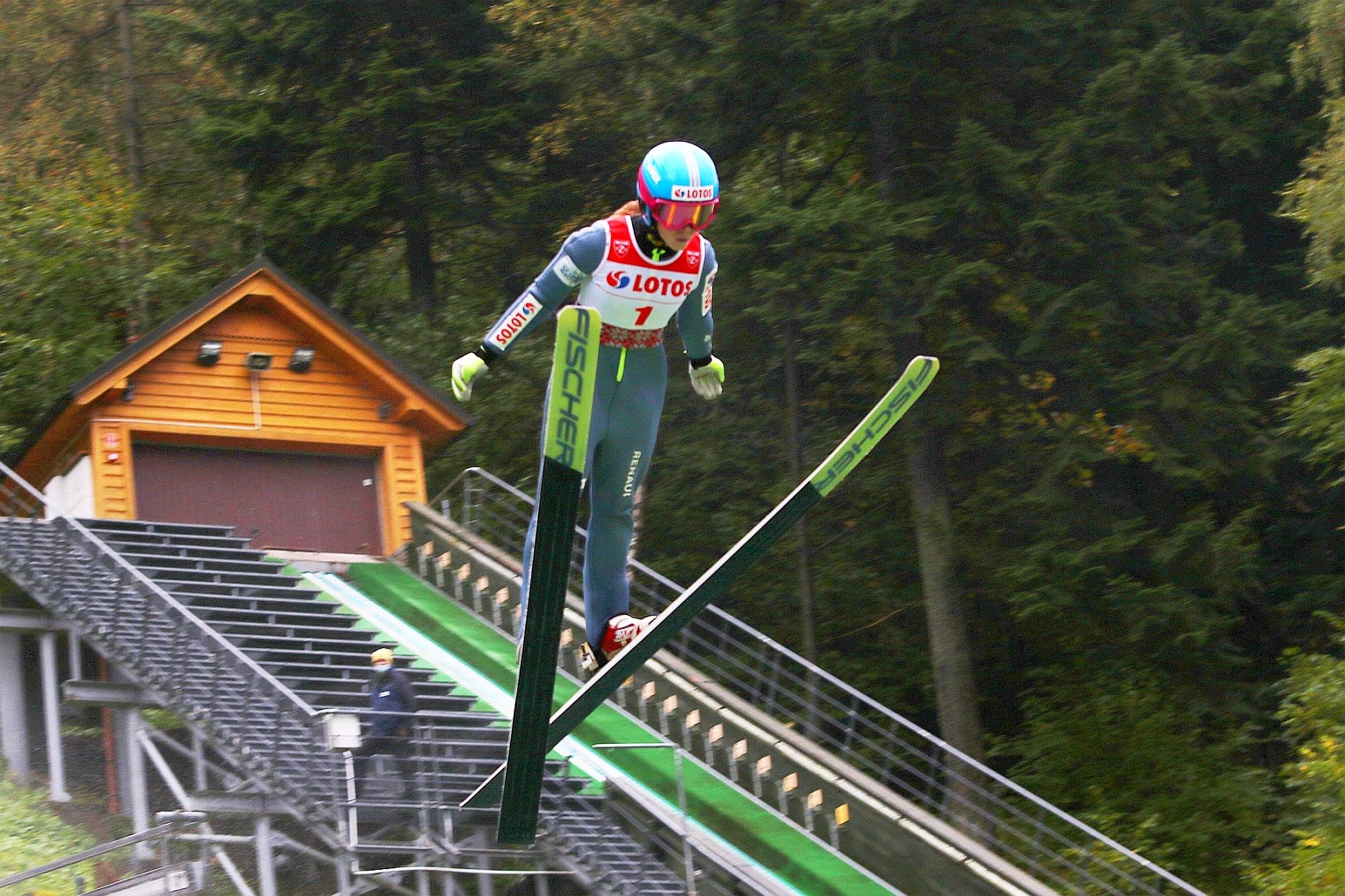 You are currently viewing FIS Cup Pań Otepää: Dong i Rautionaho na czele treningów, Bełtowska najwyżej z Polek