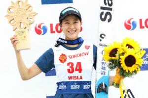 NozomiMaruyama Wisla2021 fotJuliaPiatkowska 300x200 - LGP Pań Wisła: Bogataj odpiera atak Takanashi i wygrywa, Konderla z życiowym wynikiem