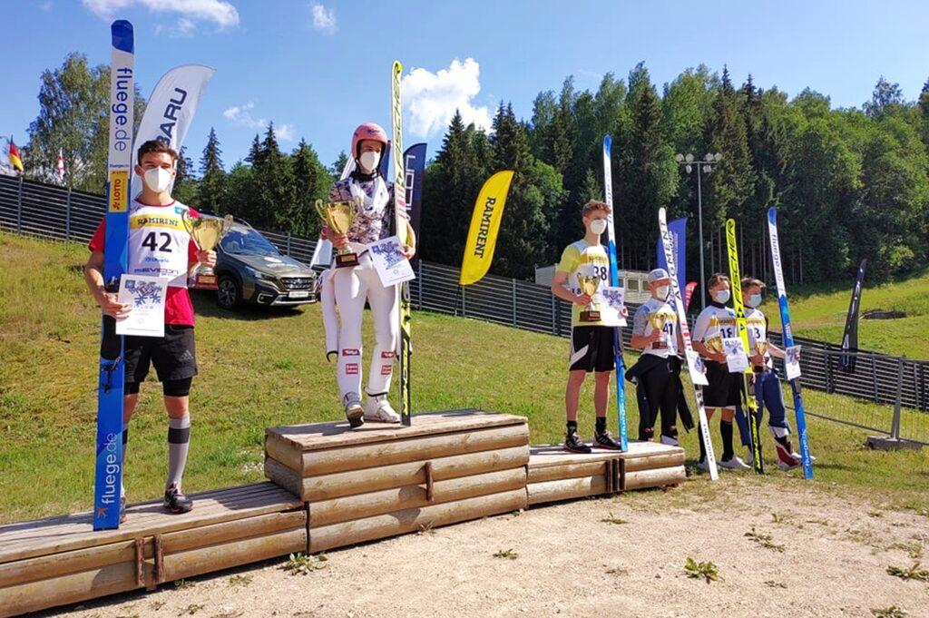FIS Cup Otepää: Schwann wygrywa pierwszy konkurs, Gruszka w czołowej dziesiątce
