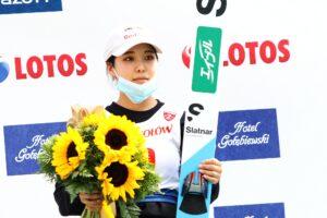 SaraTakanashi Wisla2021 fotJuliaPiatkowska 300x200 - LGP Pań Wisła: Bogataj odpiera atak Takanashi i wygrywa, Konderla z życiowym wynikiem